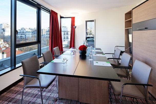 Courtyard by Marriott Paris Boulogne **** Salle Murphy