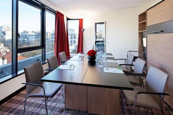 Salle séminaire  - Courtyard by Marriott Paris Boulogne ****