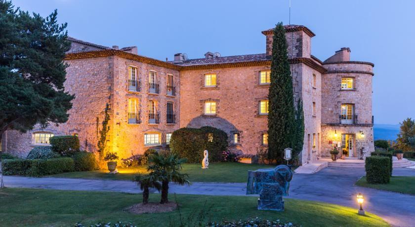 La Bastide de Tourtour Hôtel & Spa **** 14