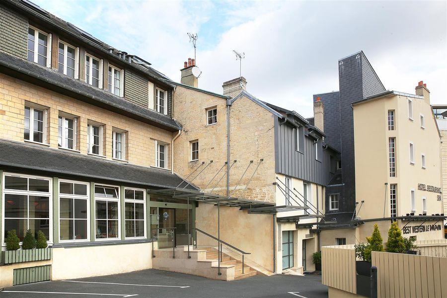 Best Western Hôtel Le Dauphin Le Spa Du Prieure **** 1