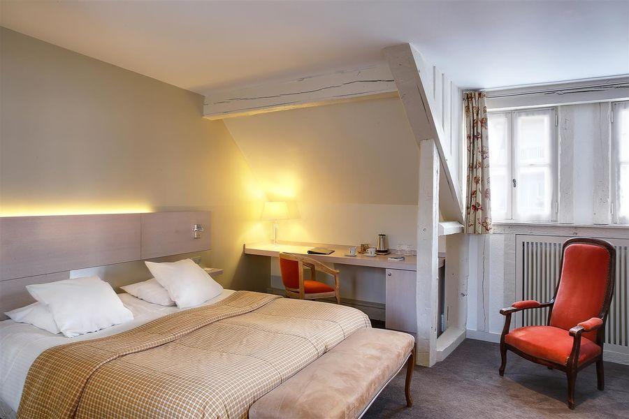 Best Western Hôtel Le Dauphin Le Spa Du Prieure **** 9