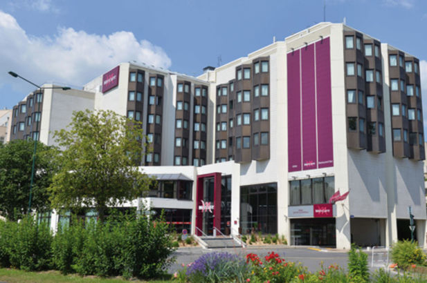 MERCURE REIMS CATHEDRALE **** 10