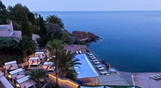 Salle séminaire  - Tiara Miramar Beach Hôtel & Spa Côte d'Azur *****