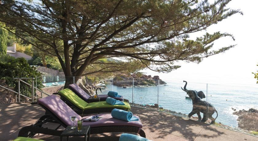 Tiara Miramar Beach Hôtel & Spa Côte d'Azur ***** 2