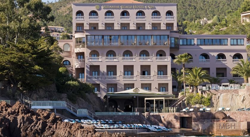 Tiara Miramar Beach Hôtel & Spa Côte d'Azur ***** 4