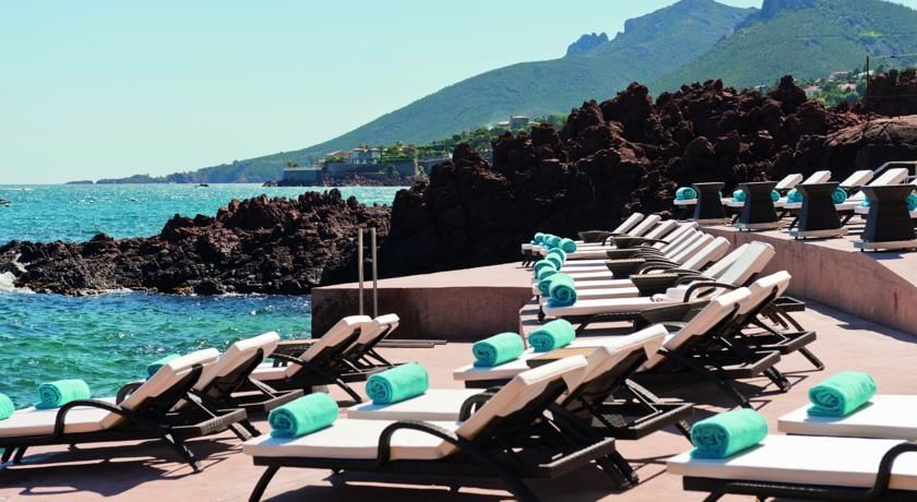Tiara Miramar Beach Hôtel & Spa Côte d'Azur ***** 5