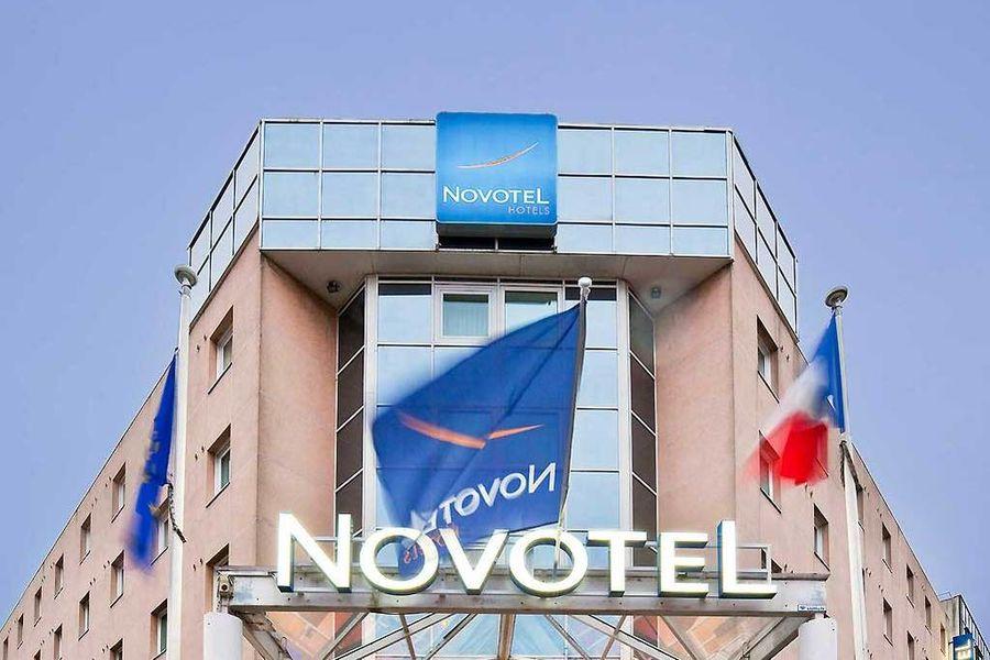 Novotel Nantes Centre Bord De Loire **** 3
