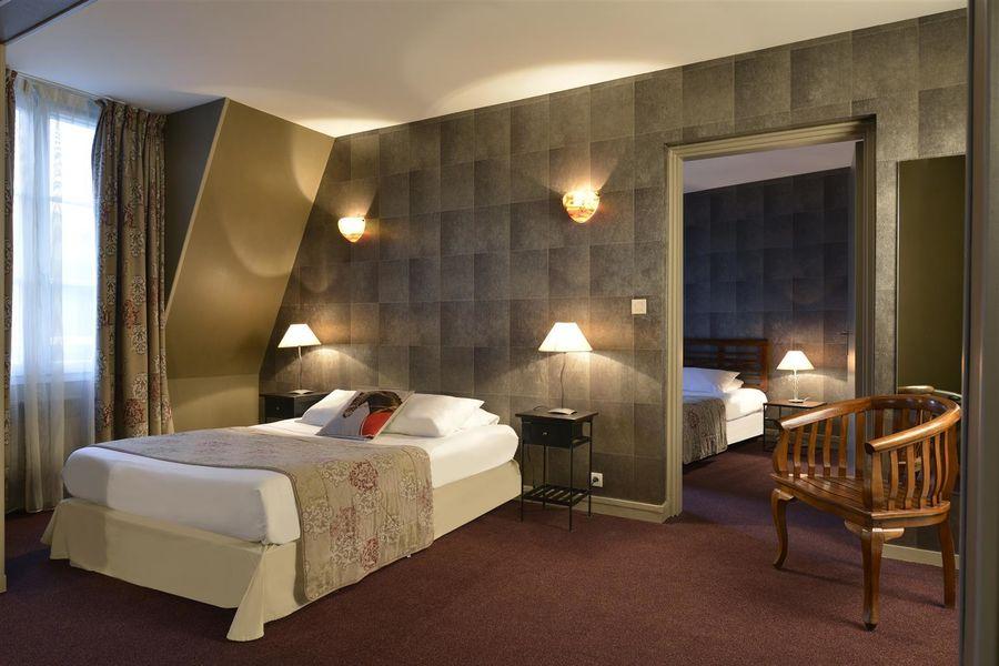 Best Western Hôtel Les Beaux Arts **** 2