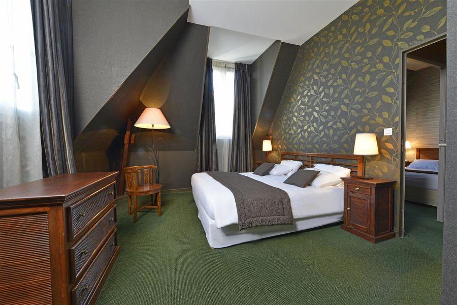 Best Western Hôtel Les Beaux Arts **** 4