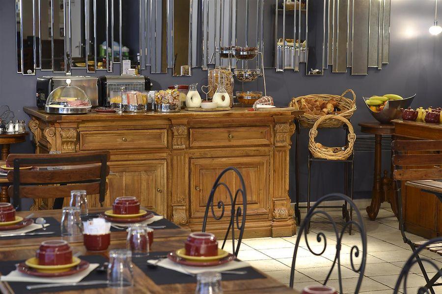 Best Western Hôtel Les Beaux Arts **** 6