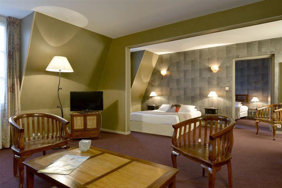 Best Western Hôtel Les Beaux Arts **** 11