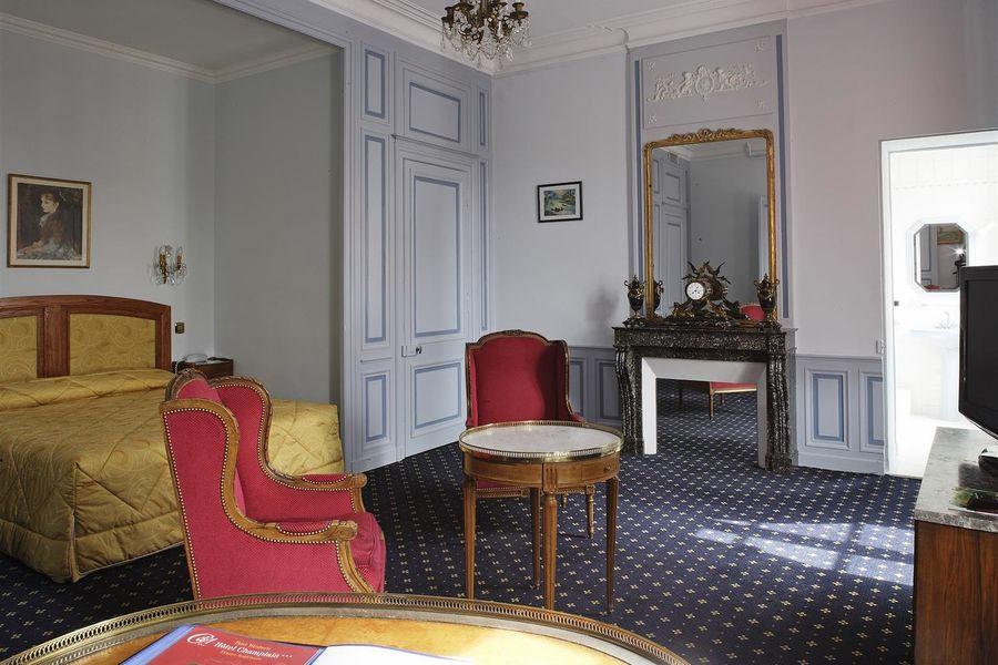 Best Western Hôtel Champlain France Angleterre *** 4