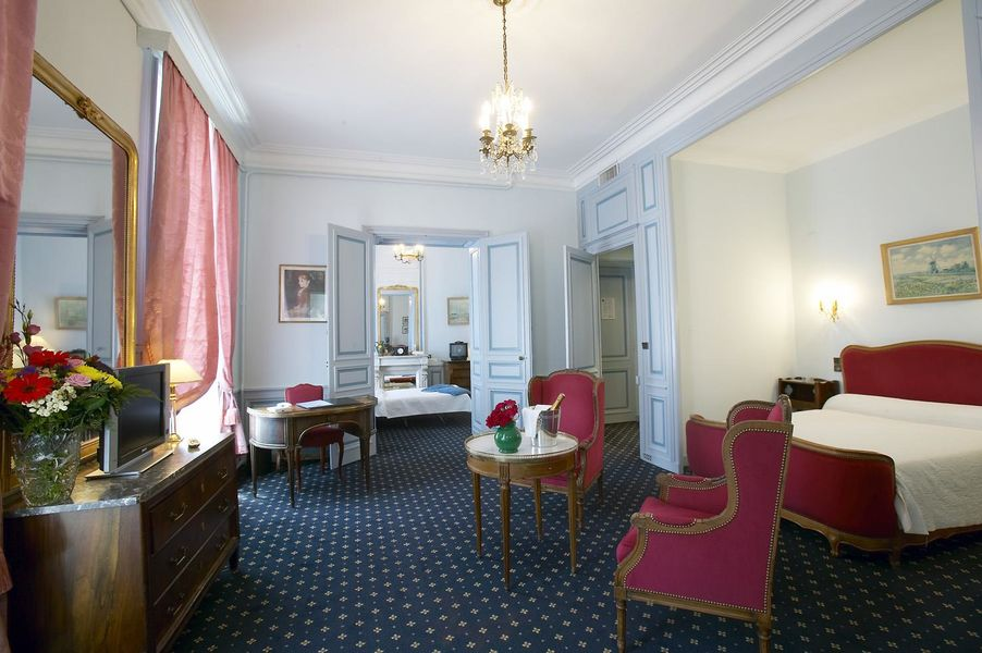 Best Western Hôtel Champlain France Angleterre *** 7