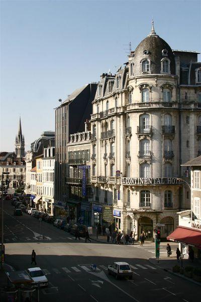 Best Western Hôtel Continental *** 1