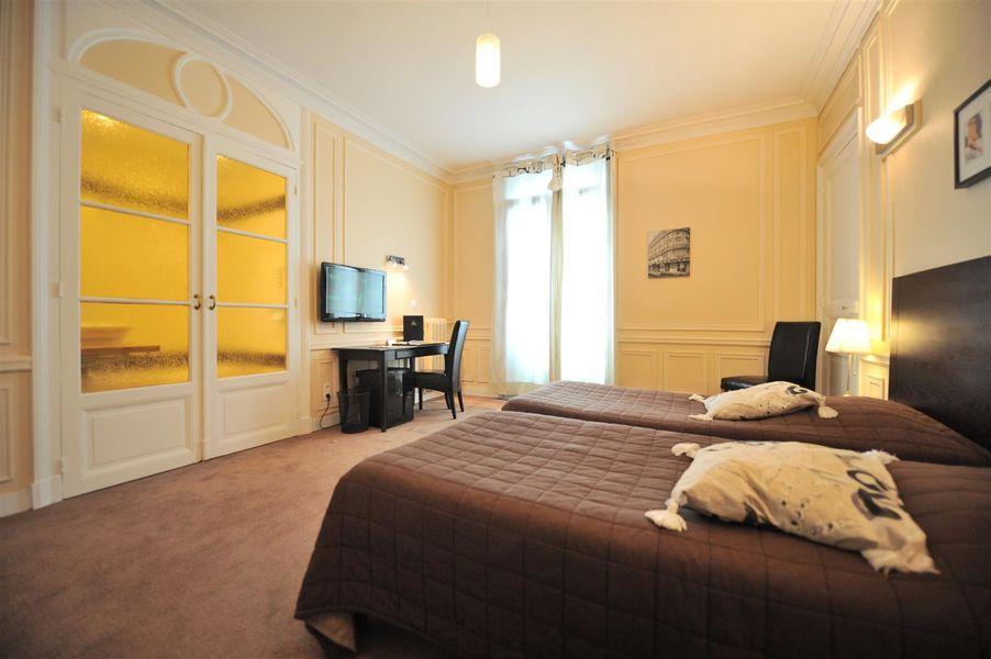 Best Western Hôtel Continental *** 5