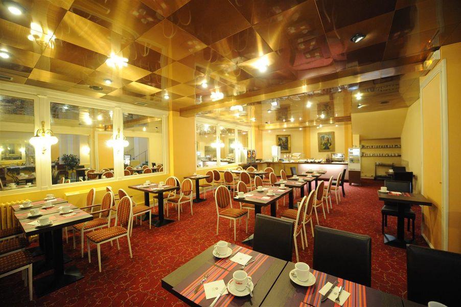 Best Western Hôtel Continental *** 14