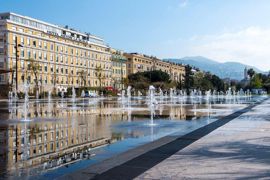 Hôtel Aston La Scala **** 9