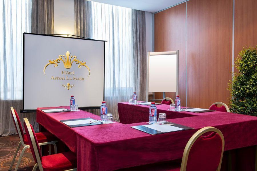 Hôtel Aston La Scala **** 8