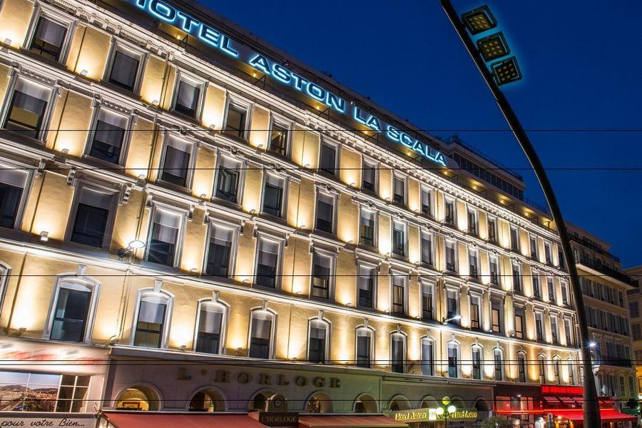 Hôtel Aston La Scala **** 10