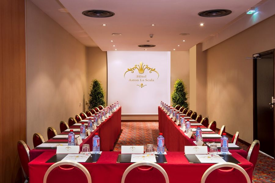 Hôtel Aston La Scala **** 11