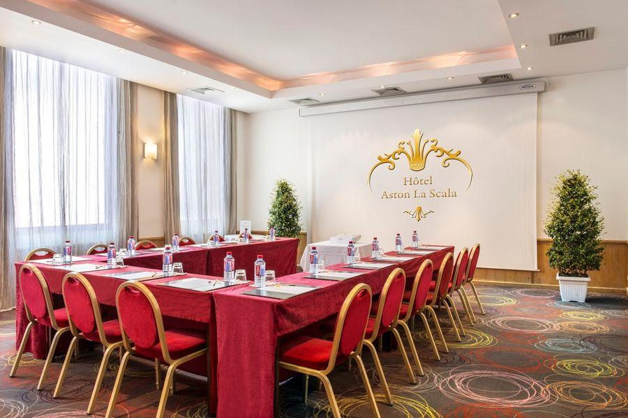 Hôtel Aston La Scala **** 22