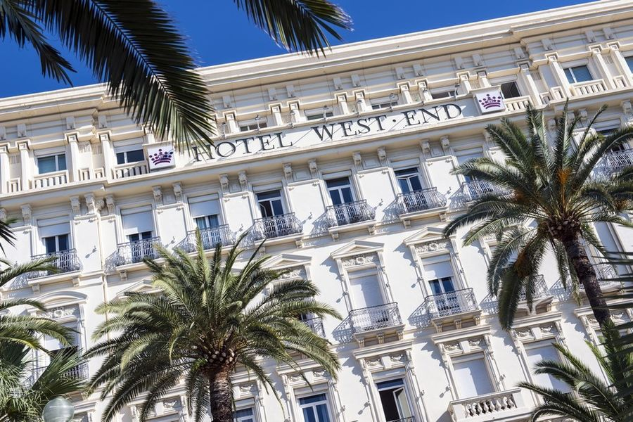 Hôtel West End Nice **** 8