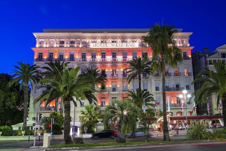 Hôtel West End Nice **** 9