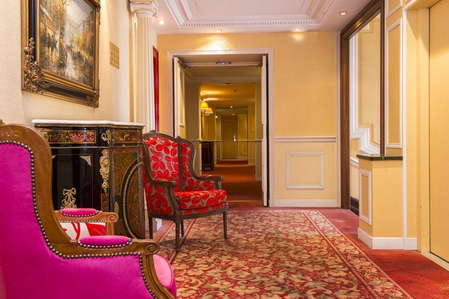 Hôtel West End Nice **** 21