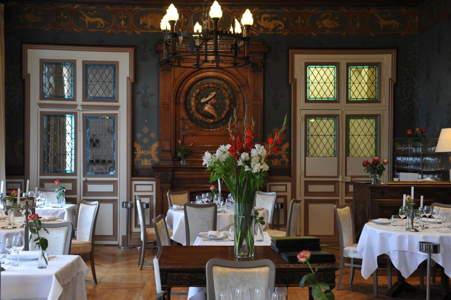 Best western Hôtel d'Anjou **** 4
