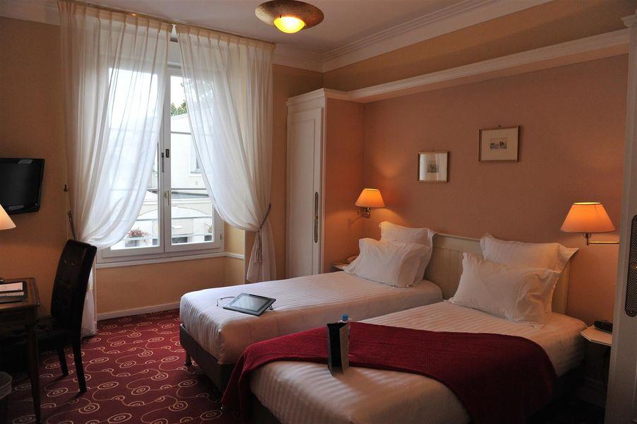 Best western Hôtel d'Anjou **** 16
