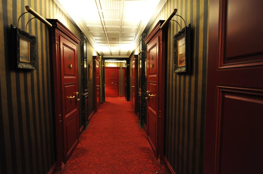Best western Hôtel d'Anjou **** 22