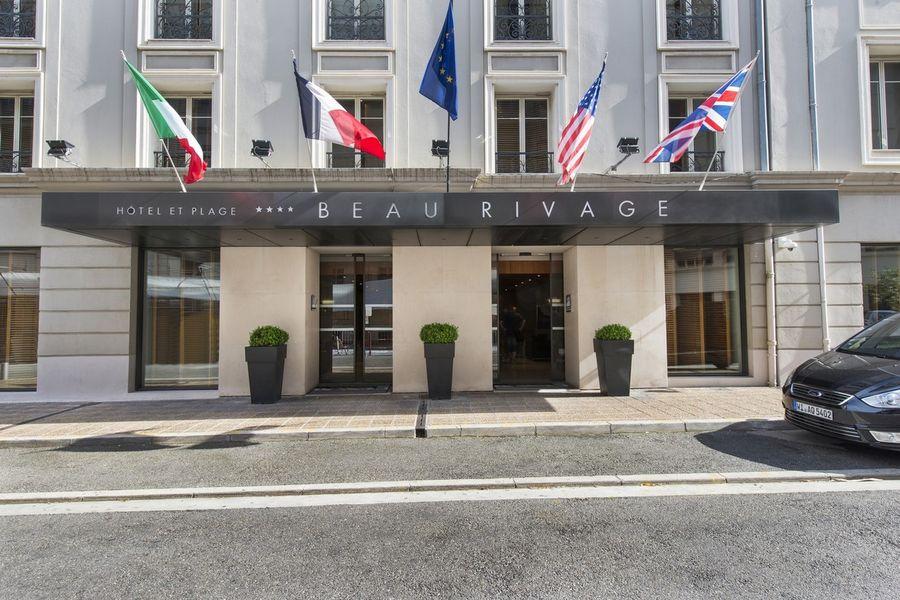 Hôtel Nice Beau Rivage **** 1