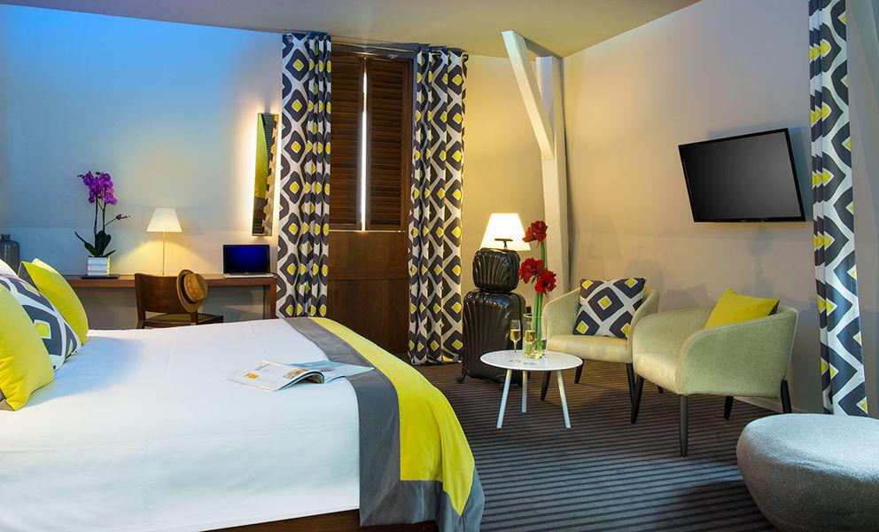 Hôtel Nice Beau Rivage **** 8