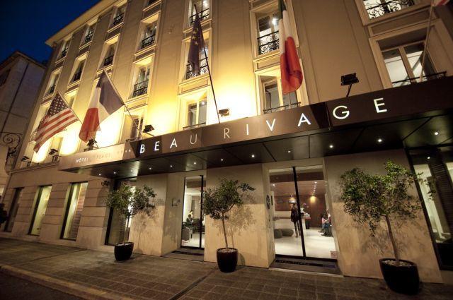Hôtel Nice Beau Rivage **** 11