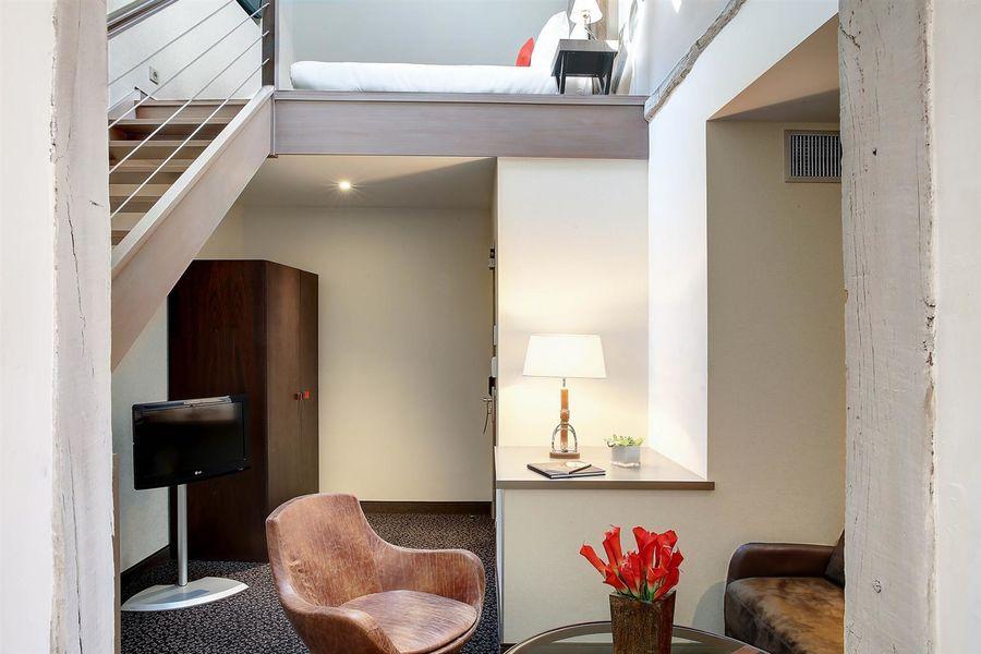 Best Western Hôtel de la Poste **** 26