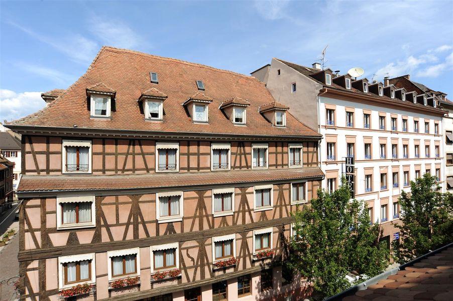 BEST WESTERN Hôtel de l'Europe **** 1