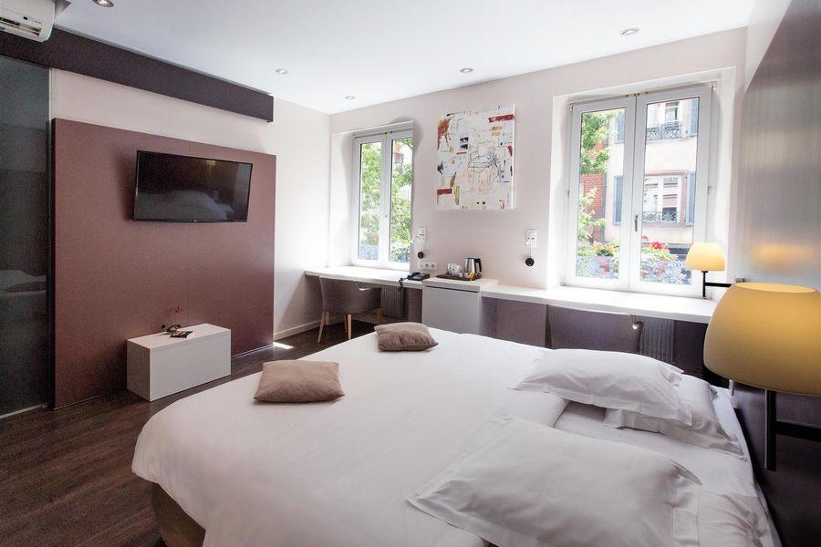BEST WESTERN Hôtel de l'Europe **** 6