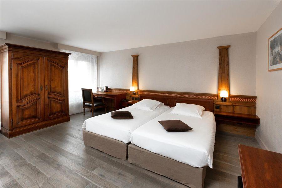 BEST WESTERN Hôtel de l'Europe **** 7