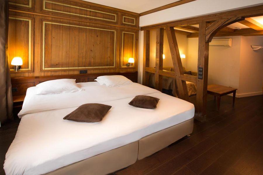 BEST WESTERN Hôtel de l'Europe **** 9