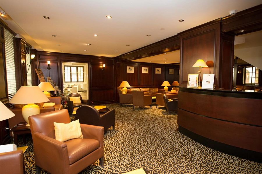 BEST WESTERN Hôtel de l'Europe **** 17