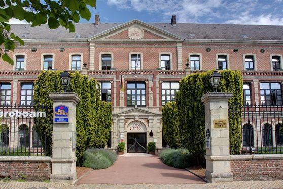 Salle séminaire  - Best Western Hôtel Hermitage ***