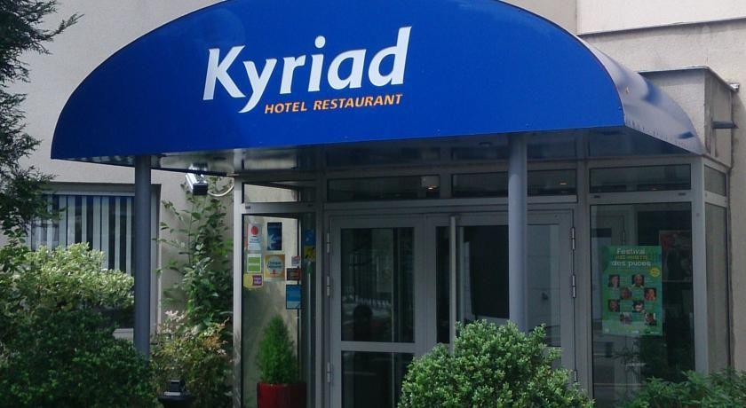 Kyriad Paris Nord Porte de Saint Ouen *** 1