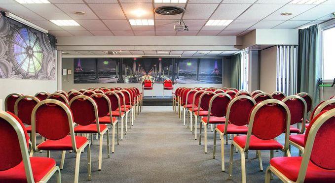 Salle séminaire  - Kyriad Paris Nord Porte de Saint Ouen ***