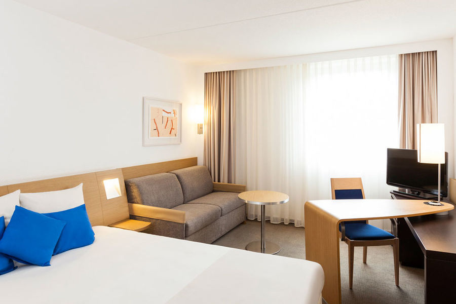 Novotel Lille Centre Grand Place **** 10