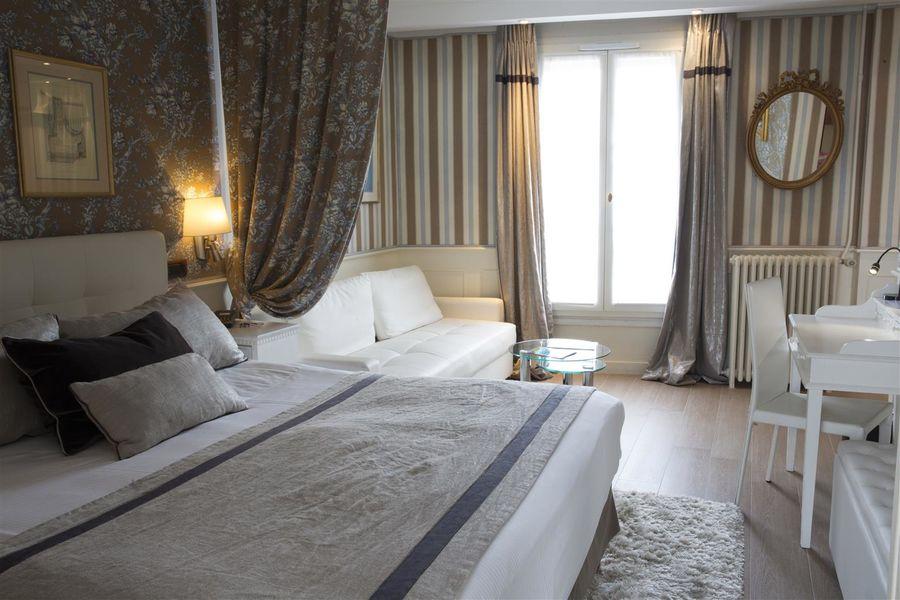Best Western Hôtel Le Grand Monarque **** 17