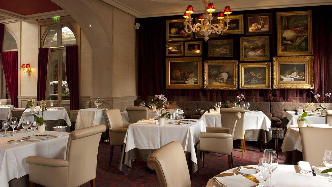 Best Western Hôtel Le Grand Monarque **** Restaurant Le Georges