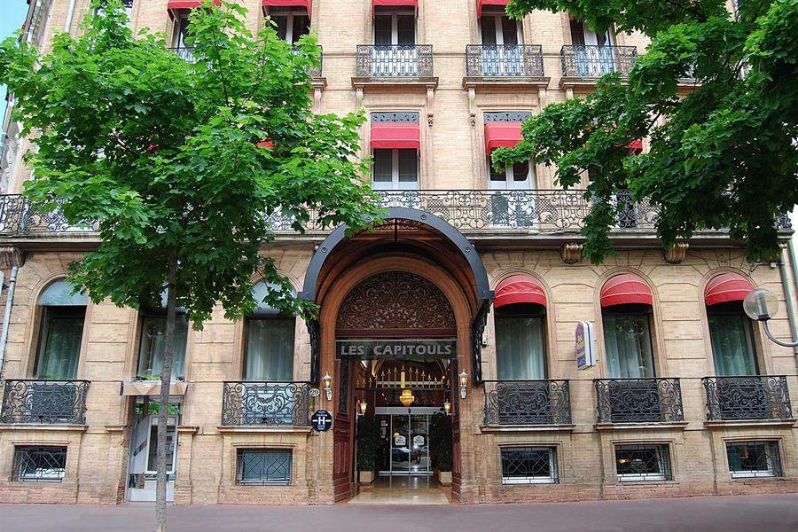Best Western Hôtel Les Capitouls **** 1