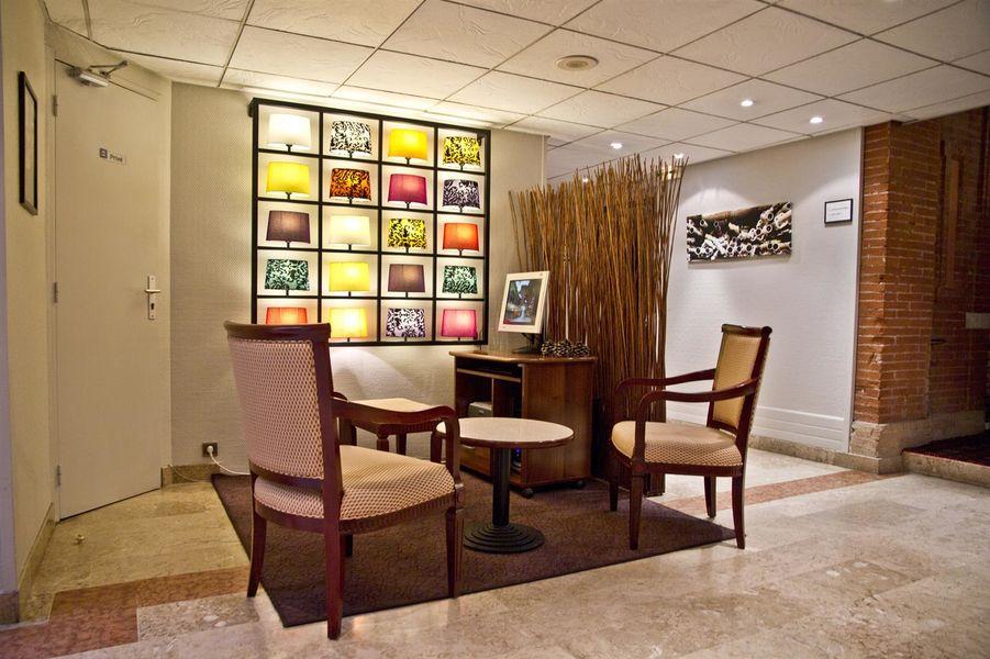 Best Western Hôtel Les Capitouls **** 2