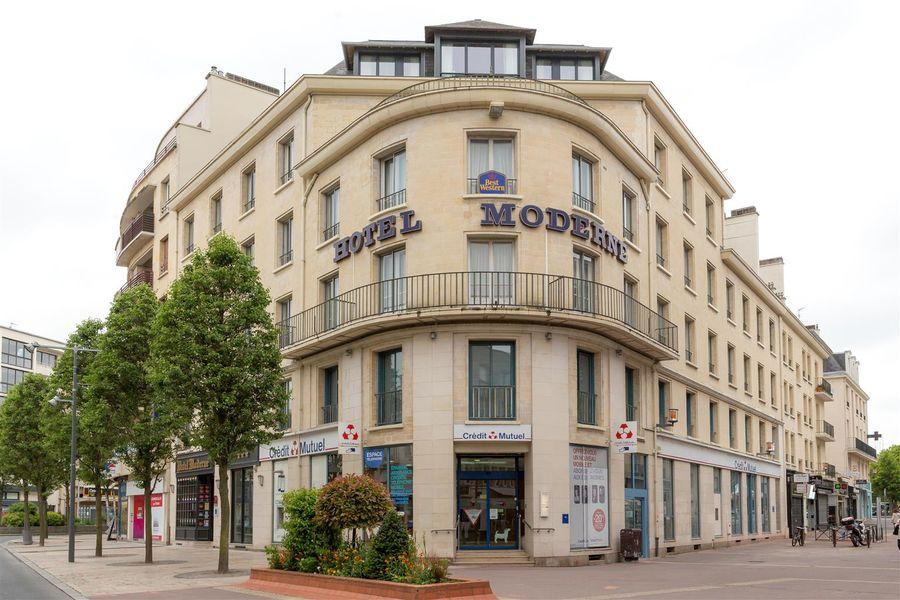 Best Western Hôtel Moderne **** 1