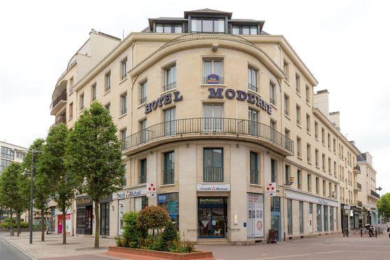 Salle séminaire  - Best Western Hôtel Moderne ****